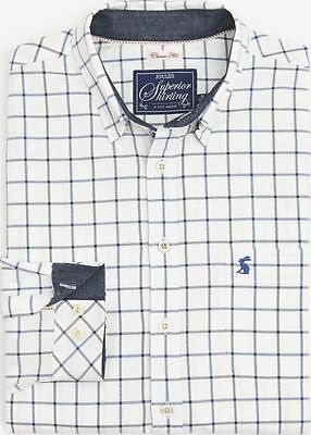 Joules Wilby Long Sleeved Classic Mens Shirt
