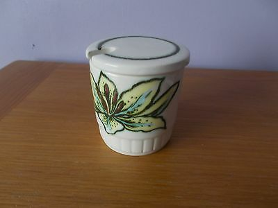 Palissy Mustard Pot(Royal Worcester Group)