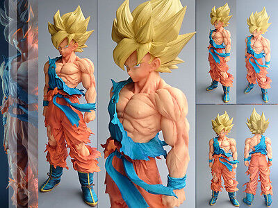 Dragon Ball Z DBZ Super Master Stars Piece SMSP Son Goku Figure Figurine No Box