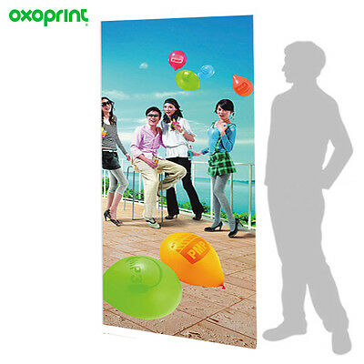 "Banner Printing Replacement Graphics for Retractable Roll Up 59""x79"" 150cmx200cm"