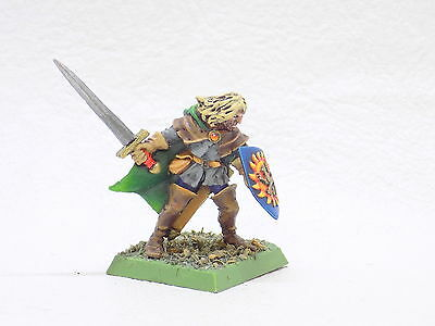 LOTR metal ARAGORN the RANGER Well Painted from 1990s Citadel 37888