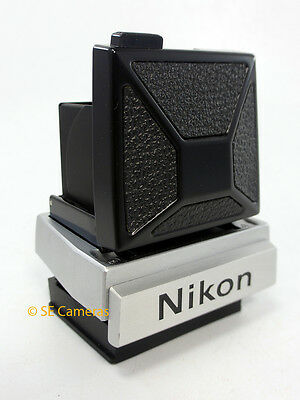 Genuine Nikon Dw-1 Waist Level Finder Mint Condition / Unused For Nikon F2