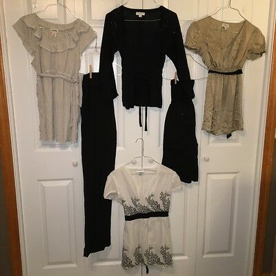 Lot of Small Maternity Clothes #2