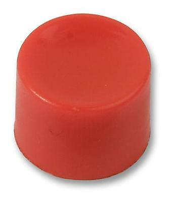 Switch Components - Caps - CAP RED 10X7.5MM - Pack of 10