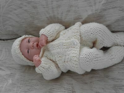 Hand Made Set  To Fit Reborn And Any Dolls Of Similar Size