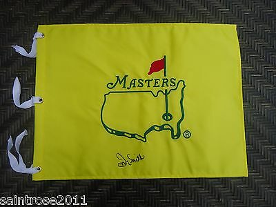 UNDATED Masters Flag MINT No Folds  Best Offer FREE SHIPPING