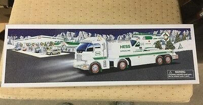 2006 Hess Truck - Toy Truck And Helicopter Mint In Box