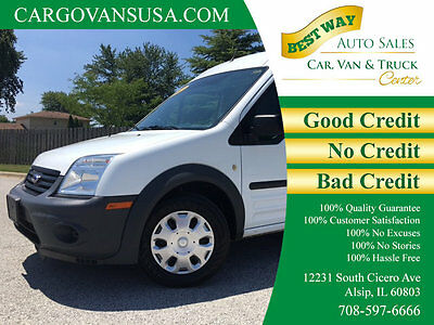 2011 Ford Transit Connect Connect Cargo Van PARTITION SHELVES/STORAGE 2011 FORD Transit Connect XL 130K MILES MOBILE WORK STATION 1 Owner