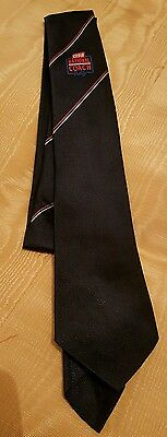 National Coach rally bus driver tie