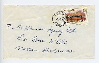 Bahamas cover used Roses 1983 (K854)