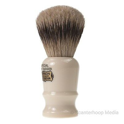 """The Special"" Best Badger Shaving Brush from Simpsons Shaving Brushes (Red Box)"