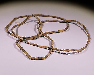 Ancient Egyptian Bead Necklace Circa 600Ad  - No Reserve!