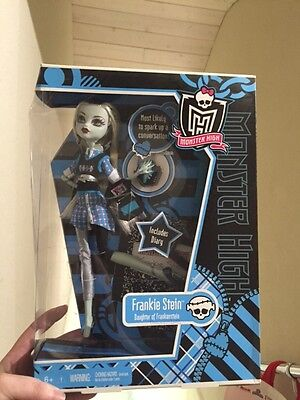 Monster High Frankie Stein Collection Basic 2