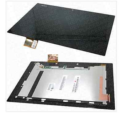 "ORIGINAL Touch screen Digitizer LCD Display for Sony Xperia Tablet Z/Z1 10.1"" UK"