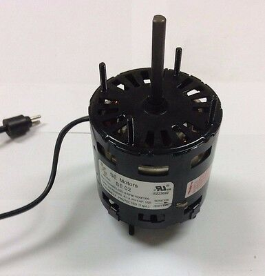 ~Discount HVAC~ SE02 - Smart Electric Shaded Pole Motor 230V 1550 RPM CW