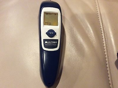 Laser Infrared Thermometer Non Contact Gun Temperature Digital LCD Handheld Case