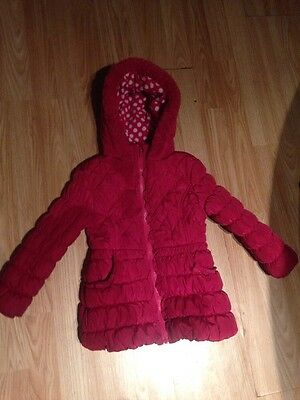 Girls Winter Jacket Age 3-4