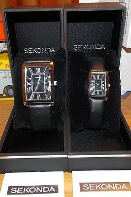 Job Lot Of 8 Ladies Gents Sekonda Watches Brand New And Boxed
