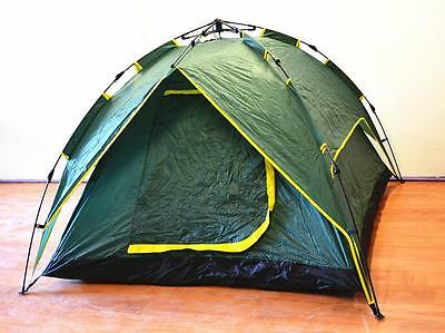 New Deluxe Instant Auto Pop Up Outdoor Waterproof Camping Tent Shelter 2X2X1.3m