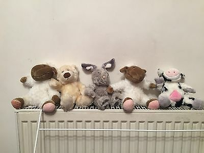 Collection of Minature Bear Factory bears - excellent condition