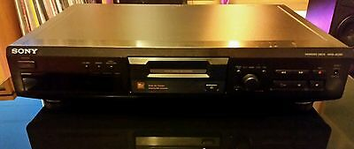 Sony MDS-JE330 Minidisc Player/Recorder Separate with Remote Control