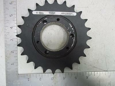 MARTIN 60SDS24H QD Bushing Bore Roller Chain Sprocket and Gear 24 Tooth - NEW