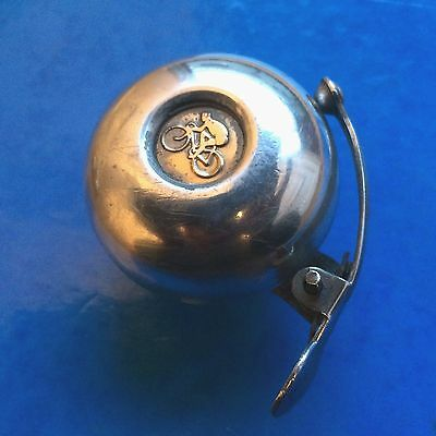1980's Adie Alloy Handlebar Bell-In Exc Cond, Ideal For L'eroica Bike