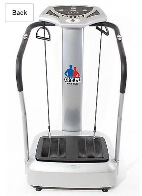 Gym Master Crazy Fit Power Plate 2012 1750W