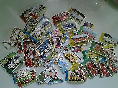 50 mixed sun soccer stamps