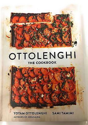 Ottolenghi: The Cookbook by Yotam Ottolenghi Hardcover Book (English)