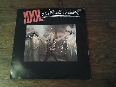 Billy Idol, Vital Idol, vinyl album