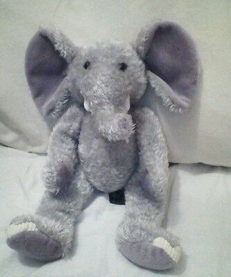 """Russ Tusks Elephant Soft Toy approx 14"""""""