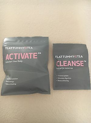 Flat Tummy Tea Activate And Cleanse