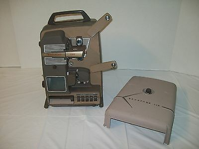 Keystone 110 movie Projector Vintage 1950-1955 8mm excellent & works
