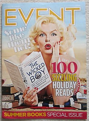 Summer Books Special - Event Magazine – 17 July 2016