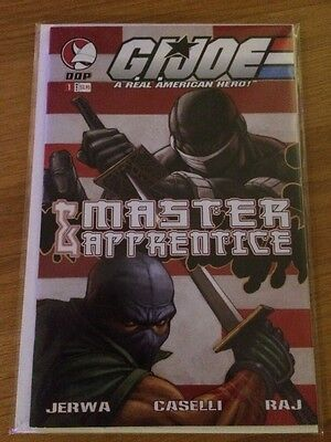 GI Joe Master And Apprentice Number 1