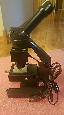 Shure SEK-2 Stylus Inspection Microscope With Lights