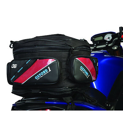 Oxford First time motorcycle tail bag luggage OL436