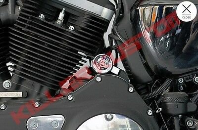 Kit Accensione Laterale Harley Davidson Sportster Iron Forty Eight Noghtster