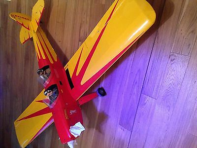 "Radio Controlled Aeroplane Aircraft Spacewalker 82"" Span with Radio"
