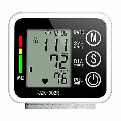 A Electronic Blood Pressure Monitor Best Automatic Digital Wirst Cuff