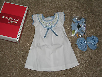 American Girl doll Addy's Nightgown