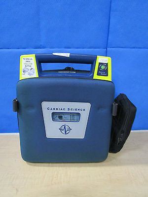 Cardiac Science PowerHeart AED G3 with Case, Battery and Pads