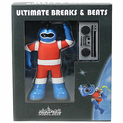 Ultimate Breaks and Beats SPACEMAN DOLL !? toy