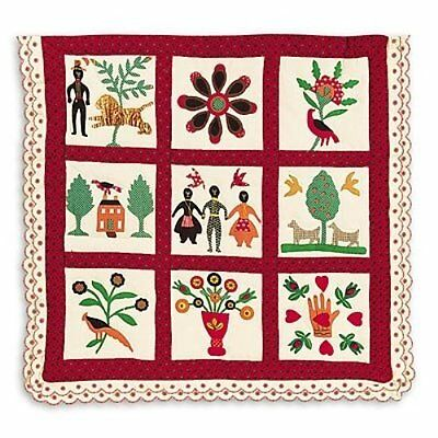 American Girl Addy's Family Album Quilt NIB (shipping included)
