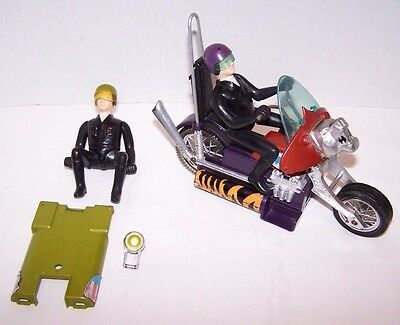 Vintage 1971 Hasbro Scream 'n Demons Tiger Shark And Big Buzzard Parts Lot