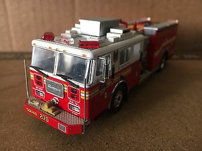 Code 3 Collectibles FDNY Squad Co.270 Preserve The Honor Item 12652