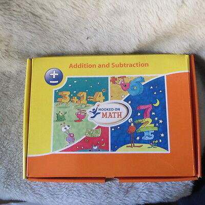 Hooked On Math Addition and Subtraction Set