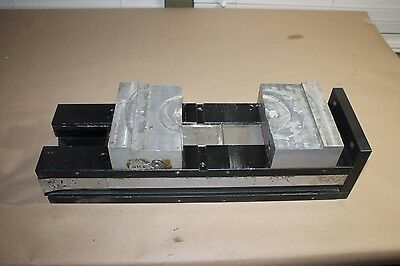 "CHICK QL6 MACHINE MILLING VISE 6"" No Handle"