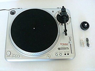 (USED) Vestax PDX2000 Pro Turntable Recod Player Good Condition